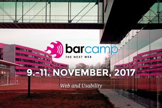 barcamp - the next web