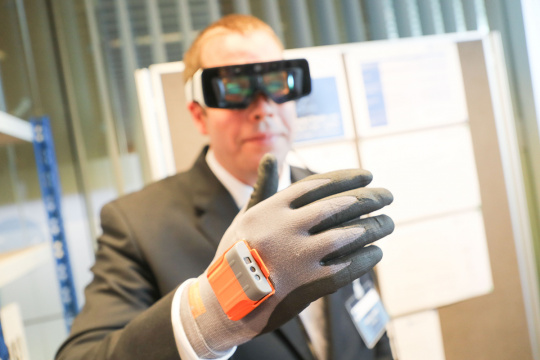 Trends in der Logistik: Augmented Reality, Process Mining und Blockchains
