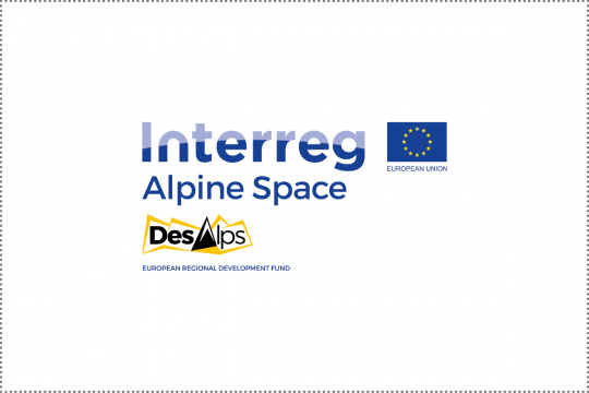 DesAlps - Design Thinking for a Smart Innovation eco-system in Alpine Space