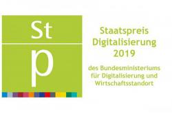 Digitale Innovationen für den Staatspreis Digitalisierung 2019